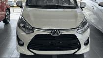 Bán Toyota Wigo giao ngay, hỗ trợ 50% phí trước bạ, phụ kiện chính hãng, LH: 0918213686