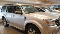 Cần bán Ford Everest AT 2.5L năm sản xuất 2010, màu bạc, giá chỉ 475 triệu