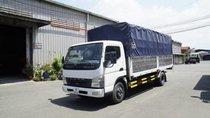 Xe tồn - Fuso đời 2016 ga cơ 3T5 - 4T7 thùng 5m6