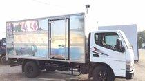 Xe tải Mitsu Fuso Canter 2019, tải 2,1 tấn, thùng 4m35