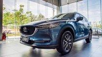 Bán ô tô Mazda CX 5 đời 2018, màu xanh lam, giá chỉ 821 triệu và nhiều ưu đãi khác