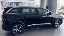 Cần bán xe Peugeot 5008 2019, màu đen