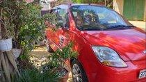 Bán xe Chevrolet Spark MT sản xuất năm 2009, màu đỏ, xe đẹp, máy móc gầm bệ cực chất