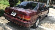 Bán xe Honda Accord EX 2.2MT sản xuất năm 1990, màu đỏ, xe nhập