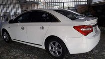 Bán lại xe Chevrolet Cruze đời 2012, màu trắng, nhập khẩu nguyên chiếc