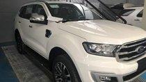 Bán xe Ford Everest đời 2019, màu trắng, nhập khẩu nguyên chiếc
