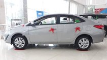 Cần bán xe Toyota Vios sản xuất 2019, màu bạc, giá tốt
