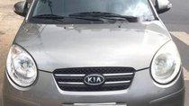 Cần bán Kia Morning năm 2009, màu xám, xe nhập
