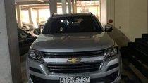 Bán Chevrolet Trailblazer năm sản xuất 2018, màu bạc, nhập khẩu, có bảo hiểm kinh doanh