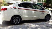 Bán Mitsubishi Attrage đời 2015, màu trắng, ngoại hình đẹp