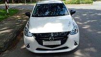 Cần bán Mazda 2 1.5AT 09/2018, màu trắng, xe đi gia đình bán lại 520 triệu