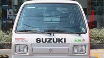 Bán Suzuki tải Van 495kg chạy trong giờ cấm 293tr khuyến mãi