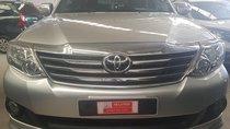 Bán Fortuner G 2013, 720tr, màu bạc (còn thương lượng), xe có vay, LH Trung 0789 212 979 để hỗ trợ giá tốt ạ