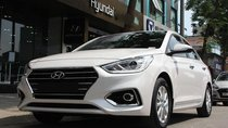 Bán Hyundai Accent đời 2019, màu trắng, giá 455tr