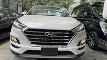 Bán ô tô Hyundai Tucson đời 2019, màu trắng