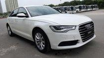 Bán ô tô Audi A6 đời 2014, màu trắng, xe nhập