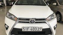 Bán xe Toyota Yaris G 2016, màu trắng
