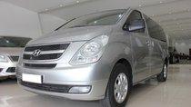 Cần bán Hyundai Starex 2.5D MT 9 2013, màu xám (ghi), nhập khẩu, 680 triệu