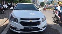 Bán Chevrolet Cruze 1.8 LTZ 2016, màu trắng, giá tốt