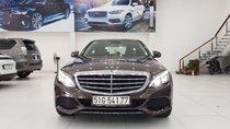 Bán Mercedes Benz C250 sản xuất 2017 màu nâu. Xe đẹp bao kiểm tra tại hãng