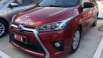 Bán Toyota Yaris G 2017 xe nhập đi lướt 14.000km, full option 3 DVD, camera de, chất lượng xe bao kiểm tra tại hãng