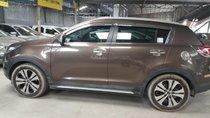 Bán Kia Sportage Limited 2.0 AT 2011, màu nâu, nhập khẩu, số tự động