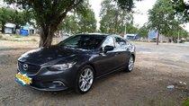 Bán xe Mazda 6 2.5 sản xuất 2015, màu xám (ghi), 730 triệu (nội thất xài kỹ rất mới)