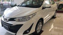 Bán xe Toyota Vios sản xuất 2019, màu trắng