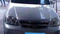 Cần bán lại xe Daewoo Lacetti năm 2009, màu bạc, xe nhập xe gia đình, giá tốt