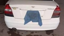 Bán Daewoo Nubira năm sản xuất 2002, màu trắng, nhập khẩu nguyên chiếc, 86 triệu