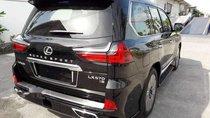 Cần bán Lexus LX 570 đời 2019, màu đen, xe nhập