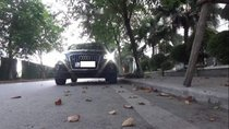Cần bán Audi Q5 2014, màu đen
