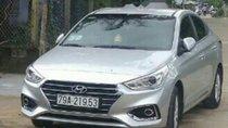 Bán xe Hyundai Accent 1.4 AT đời 2018, màu bạc