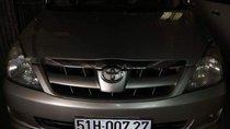 Cần bán xe Toyota Innova đời 2007, màu bạc