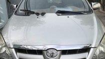 Cần bán Toyota Innova năm sản xuất 2007, màu bạc xe gia đình, giá 355tr