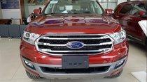 Bán ô tô Ford Everest đời 2019, màu đỏ, nhập khẩu nguyên chiếc, giá cạnh tranh