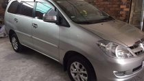 Cần bán Toyota Innova sản xuất năm 2006, màu bạc, giá tốt