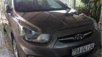 Bán Hyundai Accent 1.4 MT đời 2011, màu xám chính chủ, 315 triệu