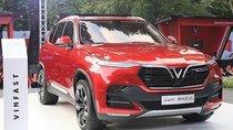 Bán VinFast LUX A2.0 2019, màu đỏ, xe mới 100%