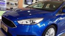 Bán Ford Focus Trend 1.5 sản xuất 2019, màu xanh lam, xe nhập