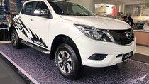 Bán Mazda BT 50 sản xuất năm 2017, màu trắng, xe nhập