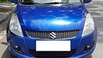 Cần bán Suzuki Swift 1.4 AT 2014, màu xanh lam chính chủ