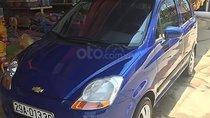 Bán Chevrolet Spark sản xuất năm 2010, màu xanh lam, 70tr