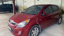 Cần bán xe Hyundai i20 1.4 AT 2011, màu đỏ, nhập khẩu nguyên chiếc