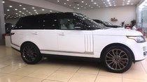 Bán LandRover Range Rover HSE đời 2014, màu trắng, nhập khẩu
