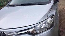 Bán xe Toyota Vios đời 2017, màu bạc số tự động giá cạnh tranh
