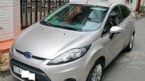 Bán Ford Fiesta 1.6 AT Ghin=a sản xuất 2013, màu bạc