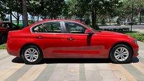 Bán BMW 320i 2018, màu đỏ, nhập khẩu