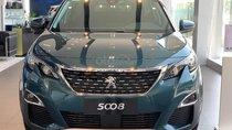 Bán Peugeot 5008 màu xanh đầy cá tính, khuyến mại khủng lên đến 46 triệu