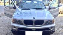 Cần tiền bán siêu phẩm BMW X5, sx 2004, ĐK 2007, màu bạc